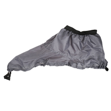 Universal Nylon Splash Spray Skirt Deck Sprayskirt Waterproof Water Sports for Boat Canoe Kayak Gray