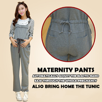 Trousers Maternity Maternity Pants Spring And Autumn Fashion Sports Care Of Pregnant Women Belly Pants