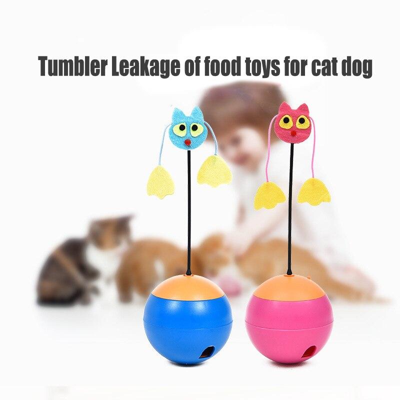 Cat Food Tumbler 1