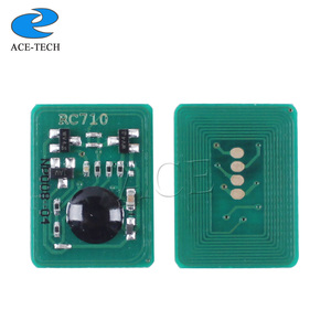 Image 3 - Compatible toner reset chip For Ricoh IPSiO SP C710 C711 C720 C721 printer cartridge 515292 ~ 515289