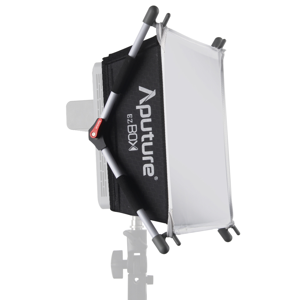 Aputure Easy EZ Box+ Diffuser Softbox Easy Box Diffuser + Fabric Grid Kit for 672 528 Light free shipping