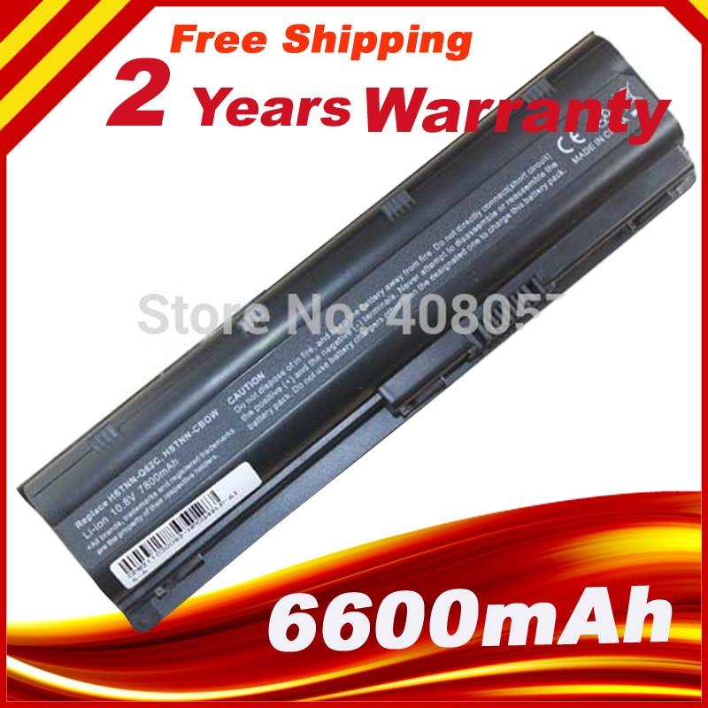 7800MAH 9CELLS NEW Laptop <font><b>Batteries</b></font> for HP Pavilion <font><b>G4</b></font> G6 G7 CQ42 CQ32 G42 CQ43 G32 DV6 DM4 430 <font><b>Batteries</b></font> 593553-001 MU06