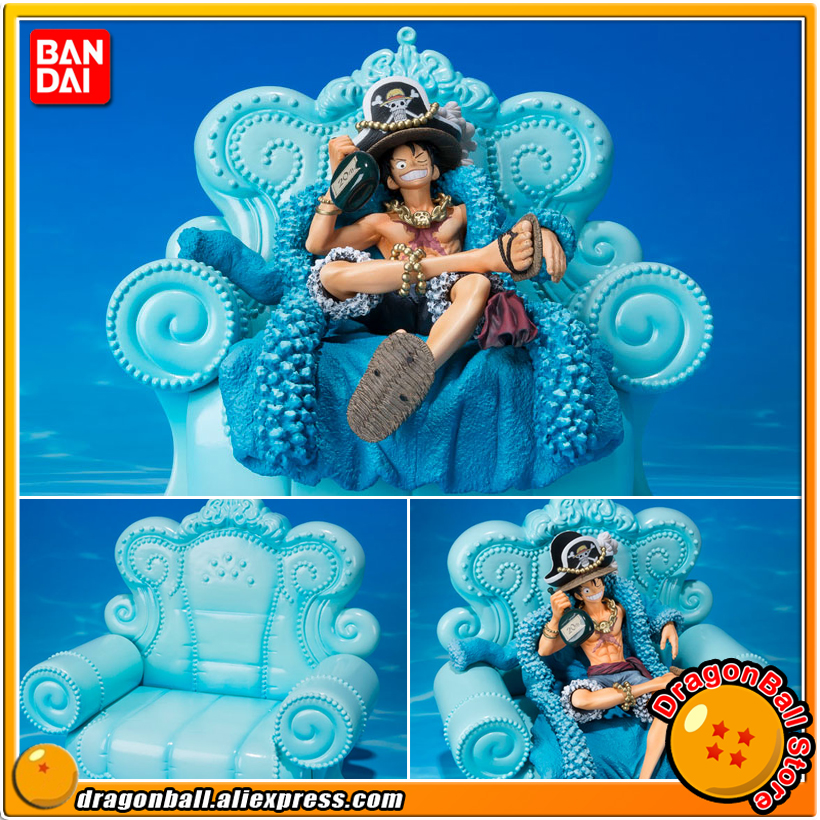 ONE PIECE Original BANDAI Tamashii Nations Figuarts ZERO Collection Figure - Monkey D. Luffy -ONE PIECE 20th Anniversary ver.- japanese anime original bandai figuarts zero one piece 5th anniversary edition monkey d luffy