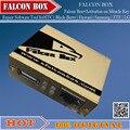 2016 100% Falcon Original Caixa com chave Milagre ativa Reparação Ferramenta de Software para HTC | Black-Berry | Huwaei | Samsung | ZTE | LG