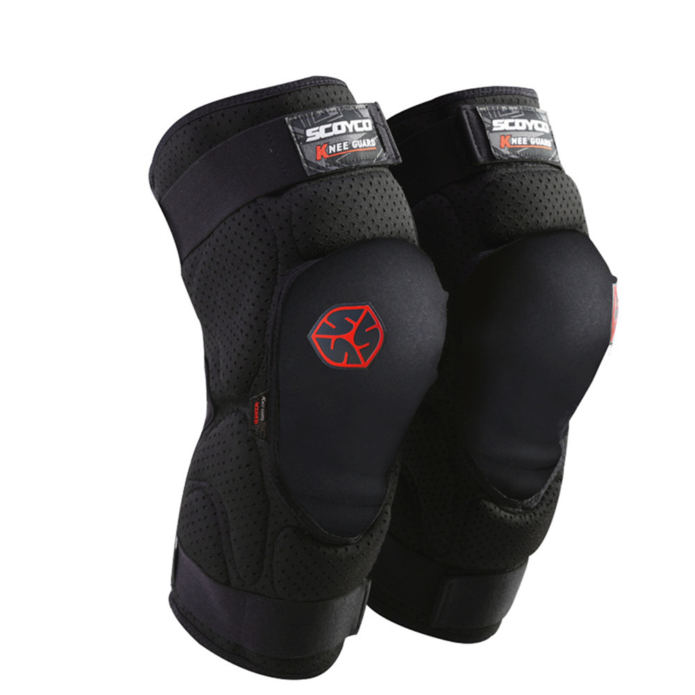Moto Sports Protective Kneepad Motorcycle Equipment Knee Pads Protector Sports MTB Bike Racing Guards Riding Motocross Gear scoyco k12 motorcycle knee elbow outdoor sports bike bicycles rodilleras motorcross kneepad moto racing protective guard gear