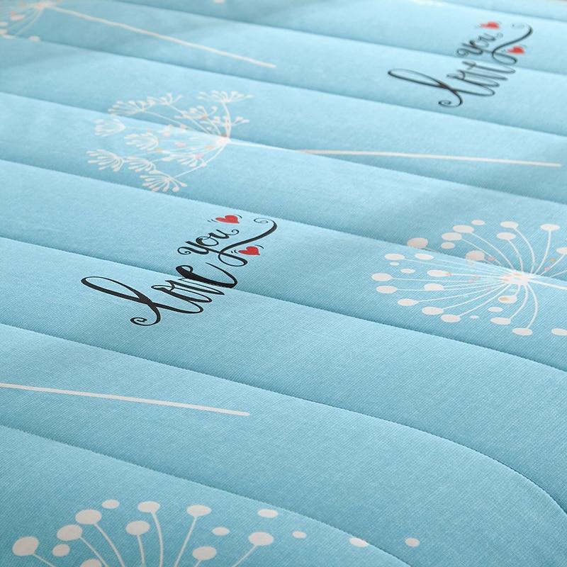 ARNIGU 100% Cotton Bedspread children Throw blanket single double bed Summer thin Comforter Twin Queen Full size Quilt