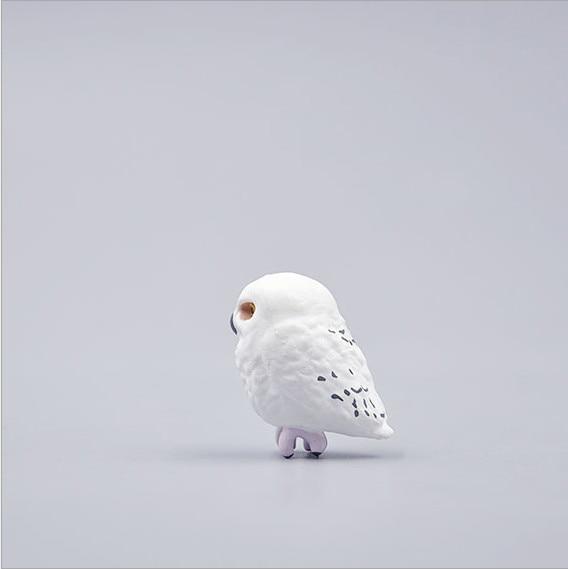 Cute Owl Mini Desk Friend Stationery Gift 1 Piece