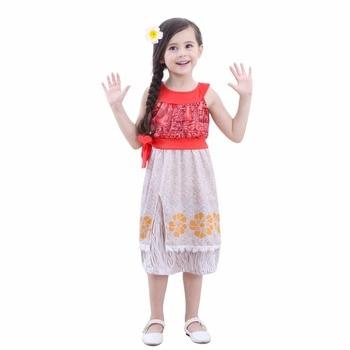 36c628bcb Mi pequeño bebé licorn unicornio ropa moana vaiana flamenco niñas fiesta  princesa vestido ...