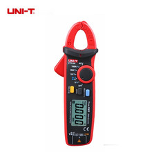 UNI-T UT210E True RMS Mini Digital Clamp Meters Capacitance Tester Earth Ground Multimeter Megohmmeter