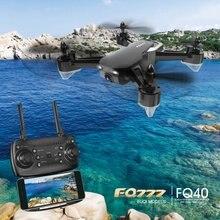 OCDAY FQ777 FQ40 RC Drone 480P 720P Wide-Angle FPV WIFI HD C