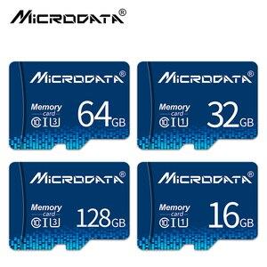 Image 1 - במהירות גבוהה מיקרו sd כרטיס 8GB 16GB 32GB 64GB 128GB Class 10 usb פלאש עט כונן זיכרון כרטיס Microsd SD כרטיס עבור Smartphone