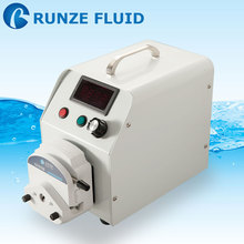 Speed-Adjustable Peristaltic Pump Laboratory Liquid Water Treatment Analysis