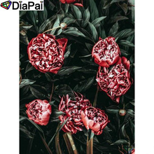 DIAPAI Diamond Painting 5D DIY 100% Full Square/Round Drill Flower landscape Diamond Embroidery Cross Stitch 3D Decor A24362 diapai 100% full square round drill 5d diy diamond painting flower landscape diamond embroidery cross stitch 3d decor a21095