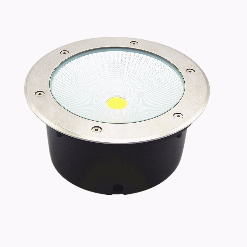 10pcs/lot 50W COB led deck light floor recessed lamp foot lamp led underground lamps Buried ground 85-265V buried lights 10pcs lot 50w cob underground floor recessed lamp foot lamp led underground lamps buried ground12v 24v 85 265v buried lights