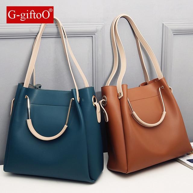 713a273333f37 Indywidualne projektant mody duża pojemność torby damskie nowy PU skórzane  torebki z długim paskiem kobiet