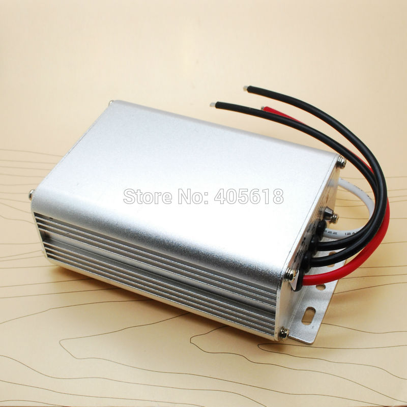 Wholesale ! 360W GOLF CART voltage reducer dc converter 48V to 12V 30A 360W Free shipping famous brand polo golf travel wheels standard stand caddy bag complete golf set bag nylon golf cart bag staff cart golf bags