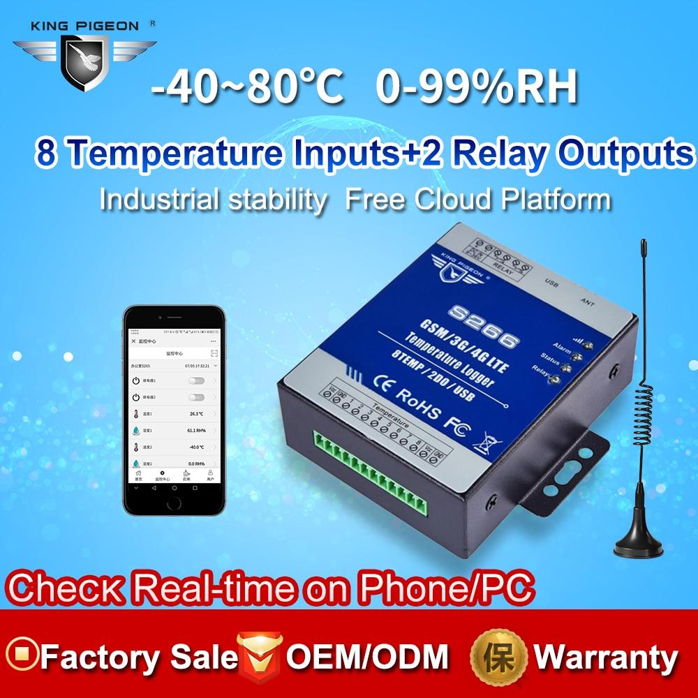 3g 4g modulo de temperatura celular registrador 01