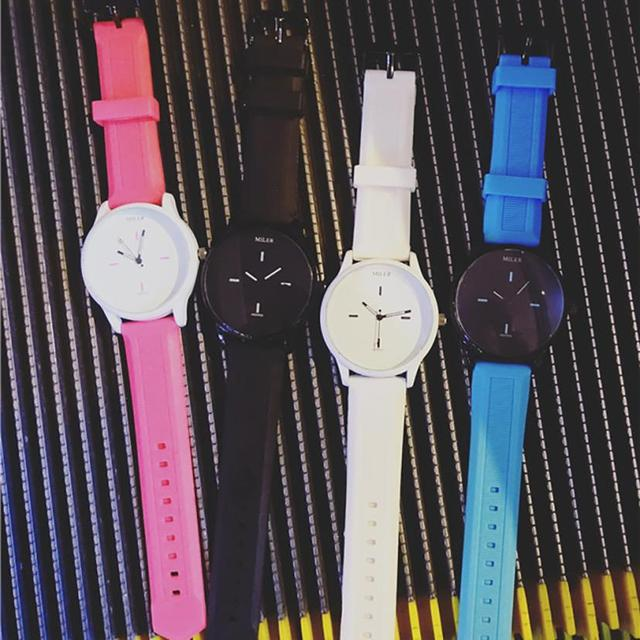 Lover's Quartz Analog Wrist Delicate Watch Luxury Business Watches Drop Shipping