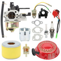 Bracket Spark plug Switch Replacement Accessories Carburetor Kit Tools Parts Ignition Coil Air Filter For Honda