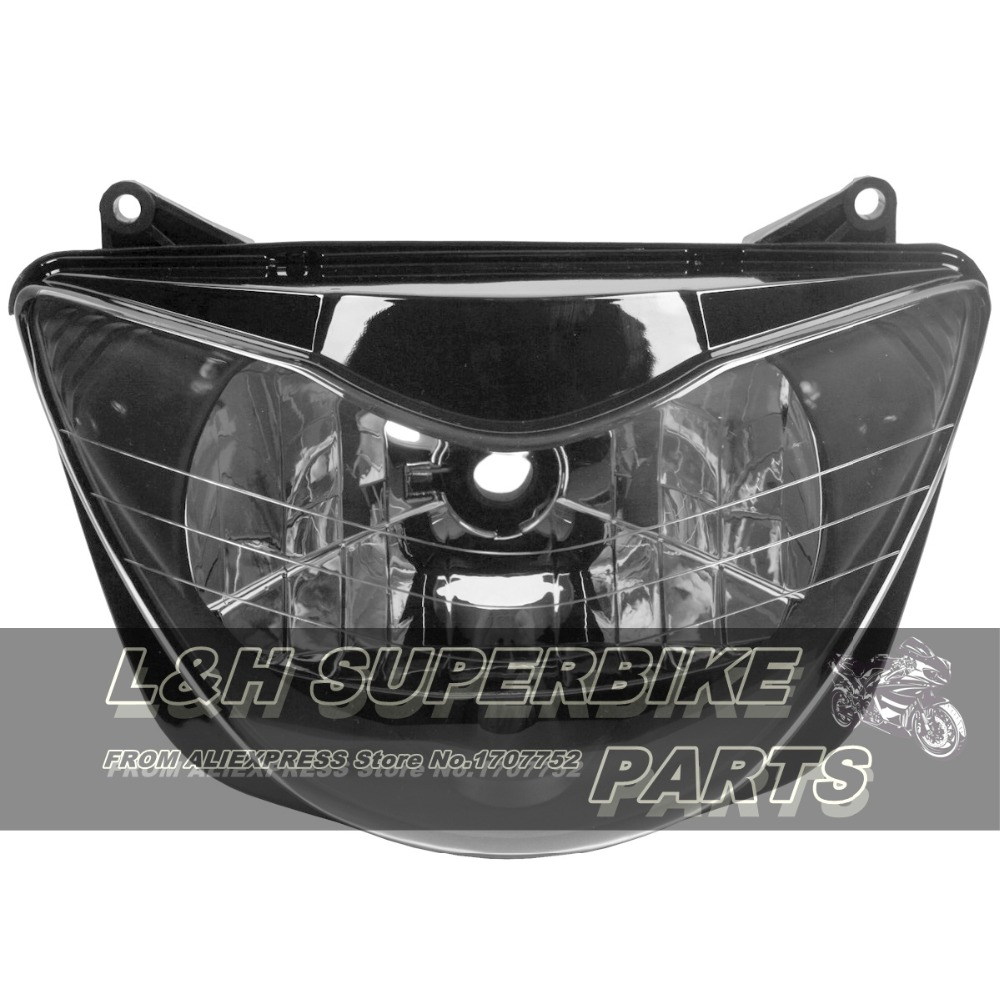 Front Headlight Head Lamp Assembly For Honda CBR 600 F4 1999-2000