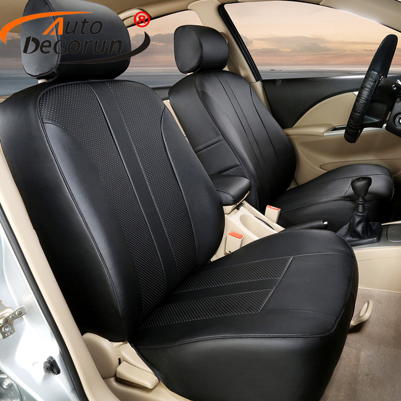 AutoDecorun 16PCS/set Seat Cover Custom For Mazda CX 7 Car