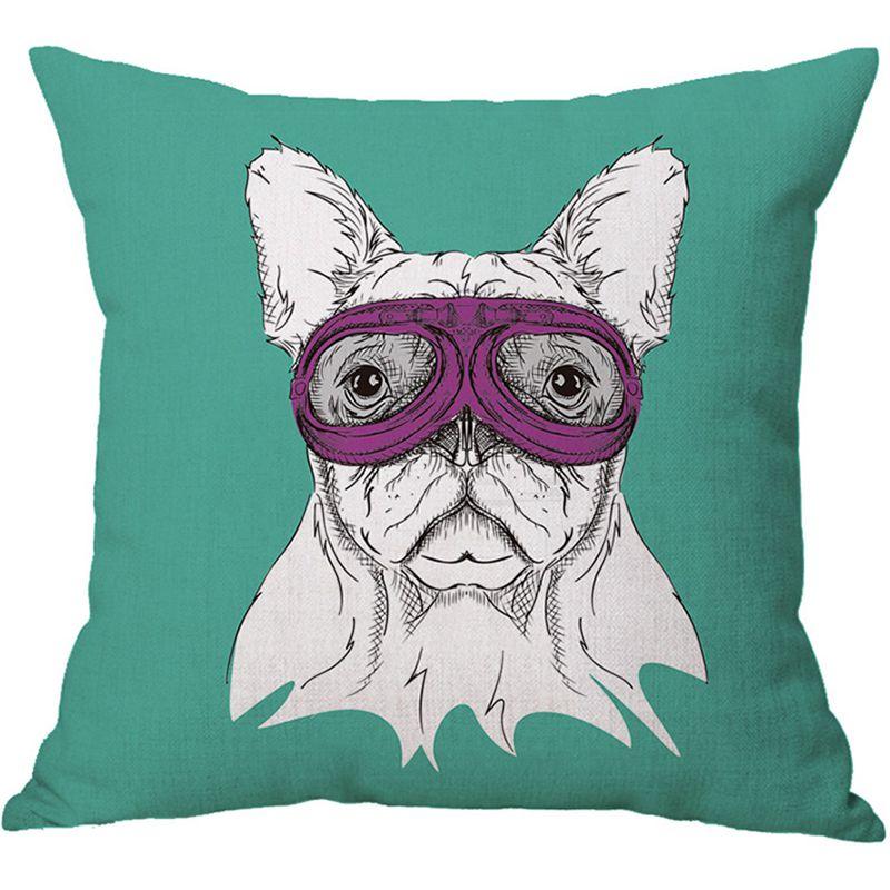 Мопс для чохлів для собак Постільна - Домашній текстиль - фото 5