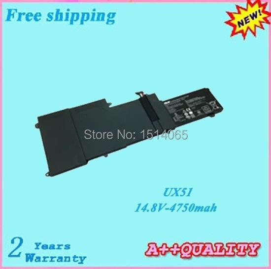bilder für 100% New Original Laptop-batterie Für ASUS ZenBook U500 U500V U500VZ UX51V UX51VZ batterien