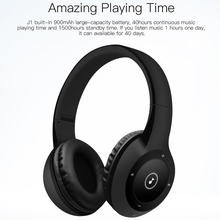 Noise cancelling 4.1 wireless Bluetooth headphones with Microphone
