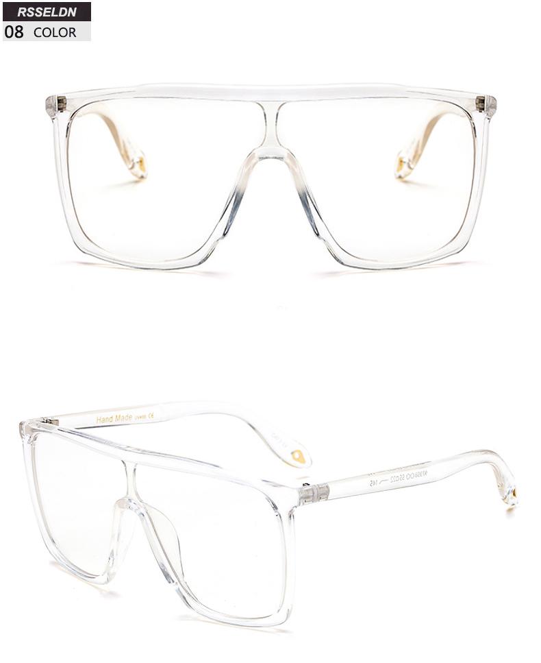c2ec047d1f RSSELDN New 2019 Fashion Cat Eye Glasses Frames Brand Design Vintage Cat  Eye Eyeglasses Frame Women Clear Black Leopard D3079USD 6.58 piece