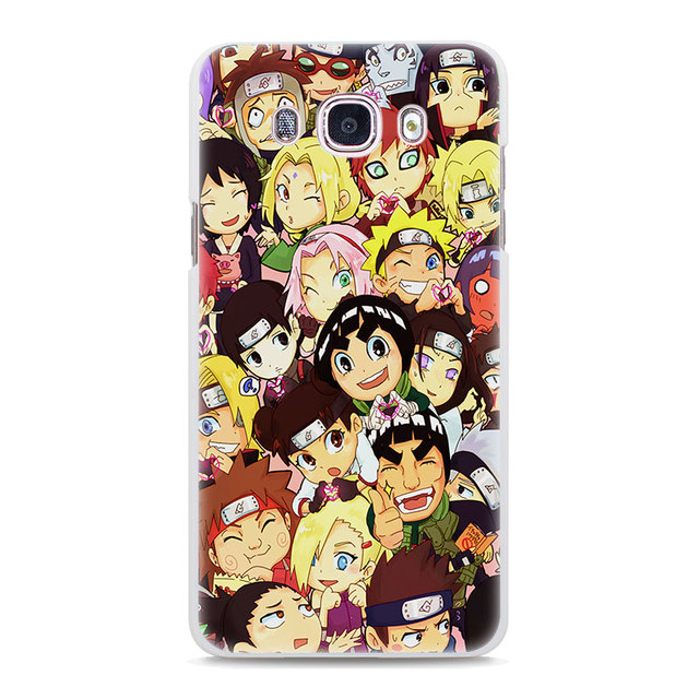 Naruto Phone Case for Samsung Galaxy – Beige