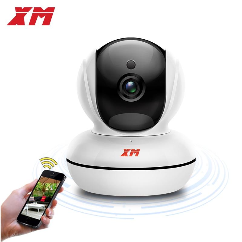 XM IP Camera 720P HD Wireless Video Webcam Motion Detection CCTV P2P IR-Cut Night Vision CCTV Home Security Camera Wifi
