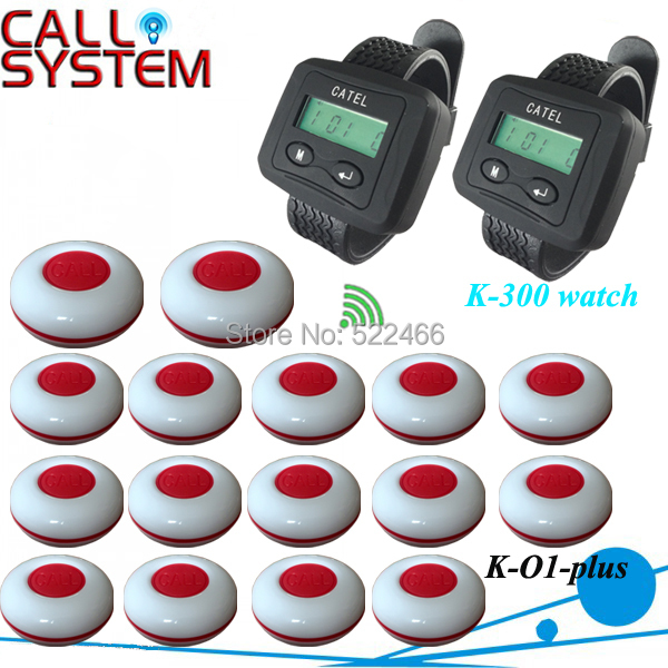 K-300 O1-plus-R 2 16 Restaurant pager bell service.jpg