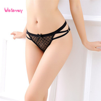 New Style Women Lady Female Lace Briefs Panties Thongs G-string Lingerie Underwear Sexy Fashion Hot Underware Wolovey#20