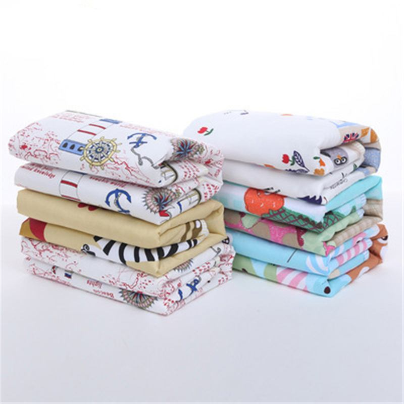 Baby Changing Pads Covers Reusable Baby Diapers Mattress Diapers for Newborn Random Pattern Linens Waterproof Sheet Changing Mat in Changing Pads Covers from Mother Kids