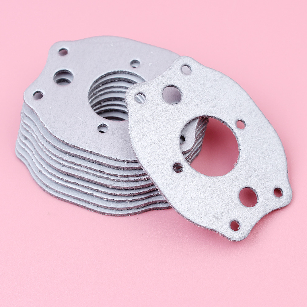 10pcs/lot Carburetor Gasket For Husqvarna 36 41 136 137 141 142 Chainsaw Spare Part 530019172