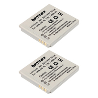 High Capacity 1200mAh NB 4L Battery For Canon PowerShot SD1000 SD1100IS SD1400IS SD200 SD30 SD300 SD400