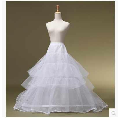 Дешевая Свадебная юбка, свадебные панниры, платье принцессы с длинным шлейфом, большой шлейф, суета, рыбий хвост, бесплатная доставка