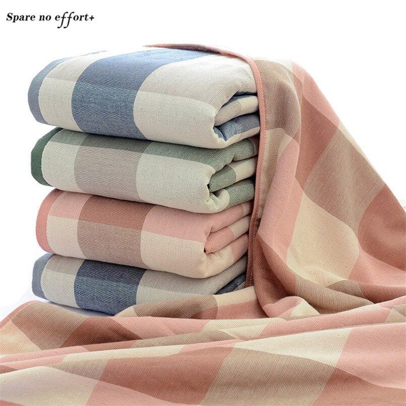 High Quality Cotton Towel for Men Women Face Hand Hair Bath Towel Bathroom Washcloth Camping Shower Towels Serviette De Plage