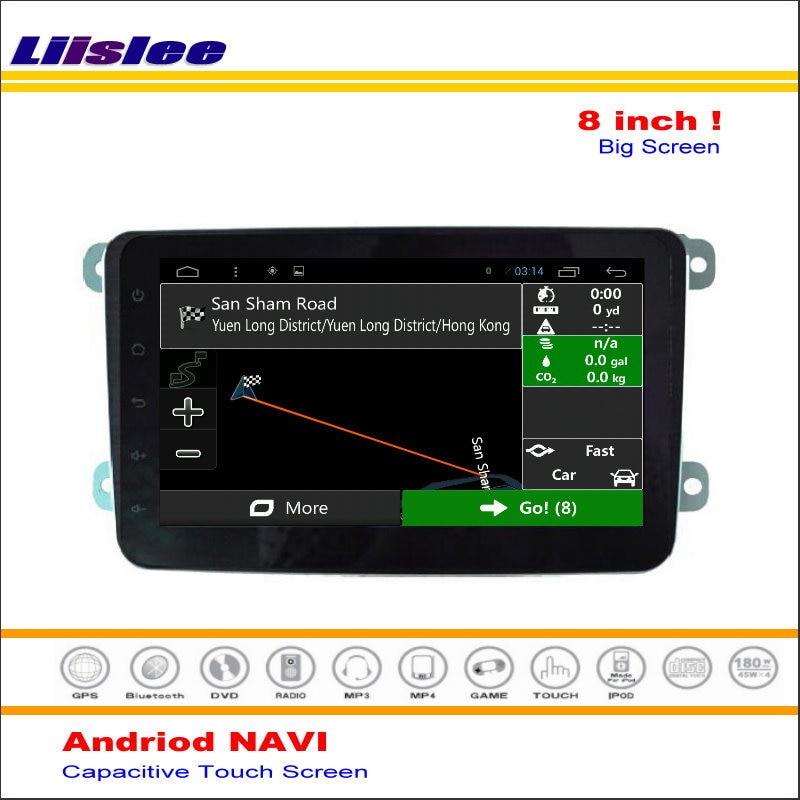8c23f84314897 Liislee Araba Android GPS NAVI Navigasyon Sistemi SEAT Alhambra 2010 ~ 2013  Için Radyo Stereo Ses Video Multimedya (hayır DVD)