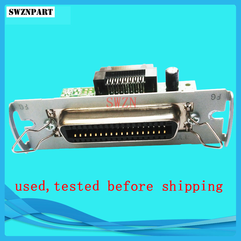 parallel port Interface Card for Epson TM H5000II H6000IV J7000 J7100 J7500 J7600 L90 T70 T88IV T88V T90 U220 A187 U230 U325 tm c3500 tm c3510 tm c3520 cartridge chip resetter for epson tm c3500 c3510 c3520 printers