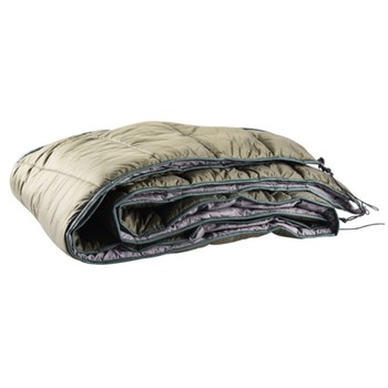Outdoor Camping Full Length Hammock Underquilt Ultralight Winter Warm Under Quilt Blanket Cotton Hammock 3
