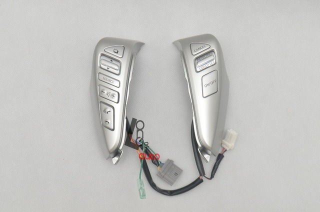 25550-3DA6A Steering Wheel Cruise Control  Switch For Nissan TIIDA/SENTRA/Livina/SUNNY/ALMERA/ VERSA