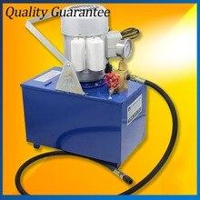 3DSY-2.5 Водопровод Машина Испытания Пресс Большое Давление Портативный 220 В Электрические Испытания Насоса
