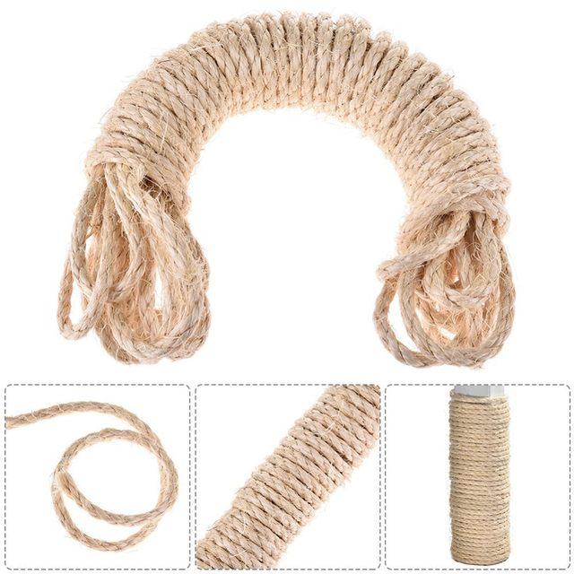 Online Shop Multifunction Sisal Rope / DIY Cat Toy / Cat Climbing ...
