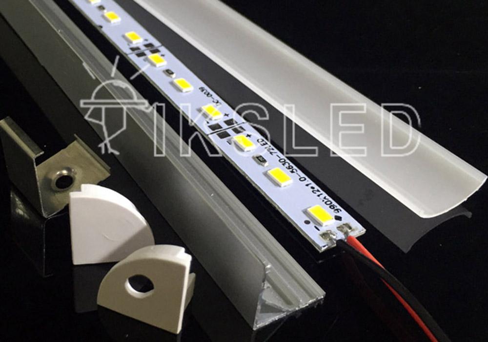 22W LED-Licht-Leiste-Lampe-Leuchte Bi-Color ww/cw