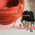 100m Carbon fiber heating wire Floor heating cable system Teflon hotline 12K 33 Europe Heating equipment Security tasteless