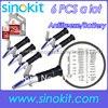 6 Pcs Per Lot Promotional Cheaper Antifreeze Ethylene Glycol Refractometer RHA 200ATC