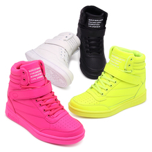 Women's High Top Sneakers