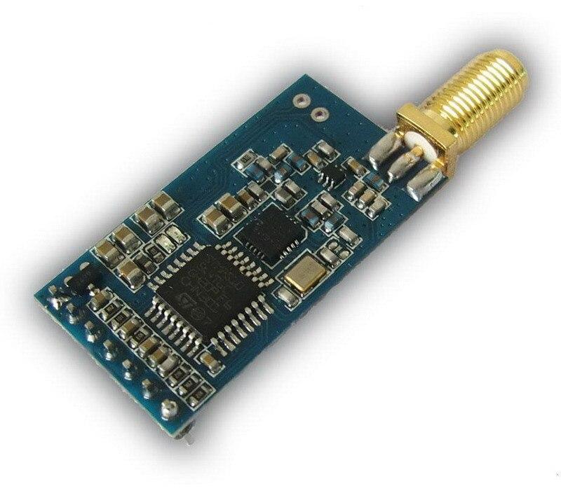 Le nouveau module sans fil, interface TTL au module sans fil YL-600T, puce SI4463Le nouveau module sans fil, interface TTL au module sans fil YL-600T, puce SI4463