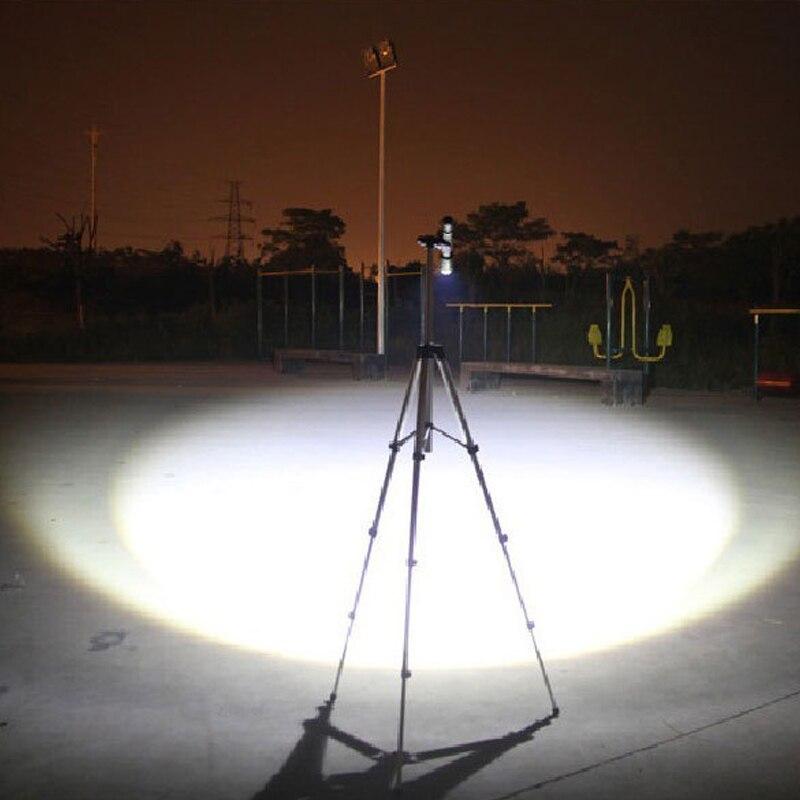 ZK20 Dropshipping Puissant T6 LED lampe de poche torche 9000LM - Éclairage portable - Photo 6